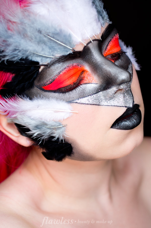 Hippogryph Make up Buckbeak